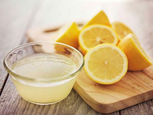 cách chữa môi thâm sau khi xăm